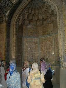 sergej marsnjak iran shiraz friday mosque vakil