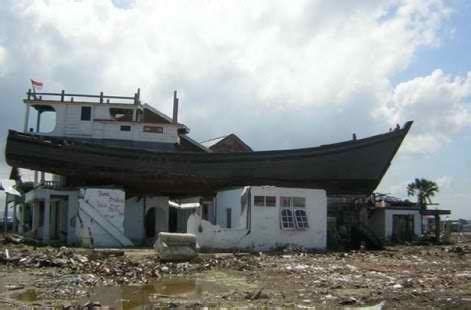 tsunami aceh murka alam  makar zionis menguasai