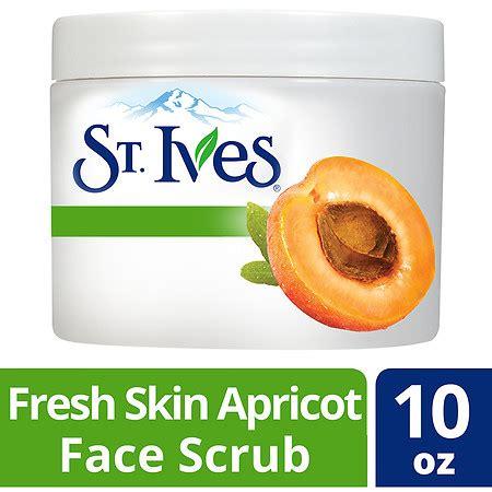 St Ives Apricot Scrub Fresh Skin Scrub 170 Gram Original 100 st ives fresh skin apricot scrub walgreens