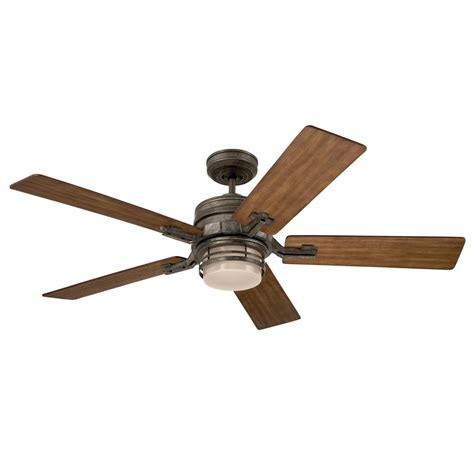home depot emerson ceiling fans emerson amhurst 54 in vintage steel ceiling fan cf880vs
