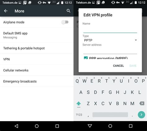 membuat vpn di android cara mengatur vpn di android 5 for guides