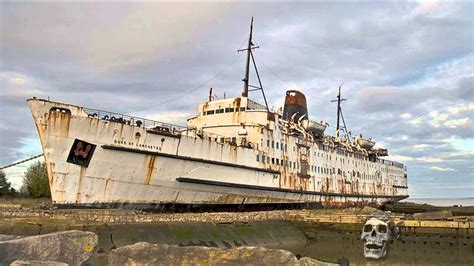 abandoned boats found at sea abandoned ww2 ships exploring 2016 abandoned ghost mil
