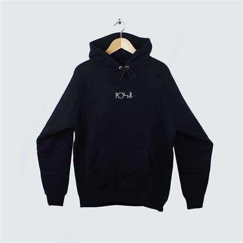 Default Hoodie polar default hoodie black lobby