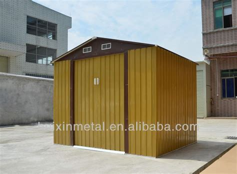 Used Outdoor Storage Sheds by New Waterproof Used China Outdoor Metal Storage Sheds Sale