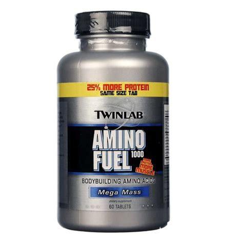 Amino Fuel For Methadone Detox by Twinlab Amino Fuel 1000 Mg 60 Tabs Evitamins