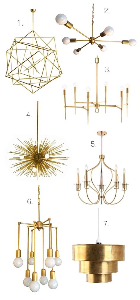 gold light fixture best 25 gold chandelier ideas on gold light