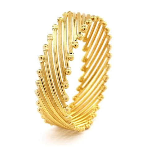 new gold on the design collection new gold bangles designs 2018 pictures