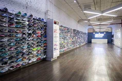 new york sneaker stores new sneaker store stadium goods opening in new york
