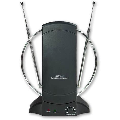 antenna tv interna antena interna lificada uhf vhf fm tdt