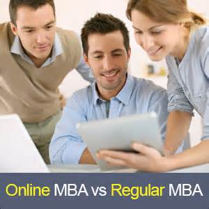Vs Mba by Mba Vs Regular Mba Which Is Better