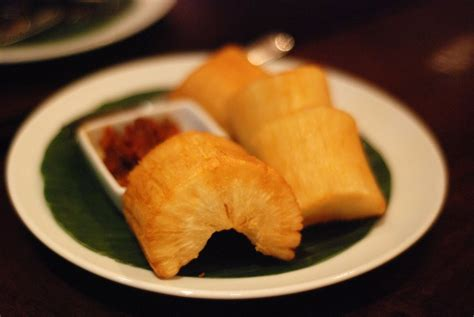cuisine manioc cassava based dishes