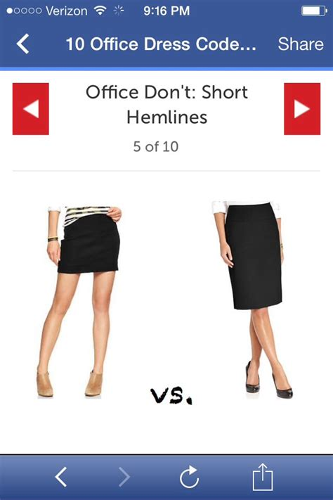 Dress Code Sos 10 10 office dress code does and don ts musely