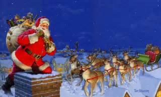 sint nicolaas en kerstman santa claus tegenwoordig