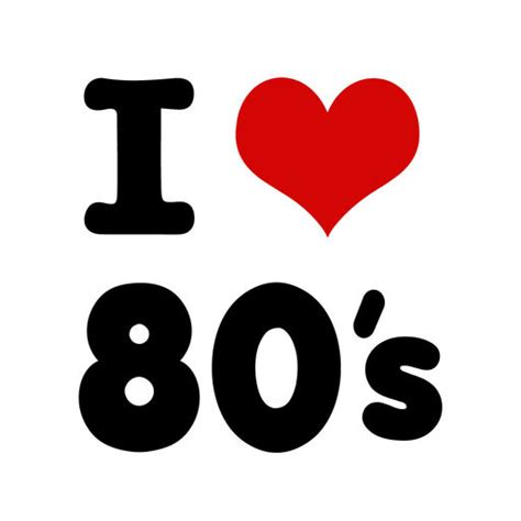 i love the 80s i love 80 s by a l fernando