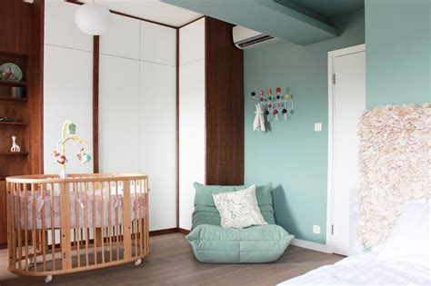 Contemporary Bedroom Hong Kong By Hoo Interior Design Styling nellie modern nursery hong kong by hoo interior