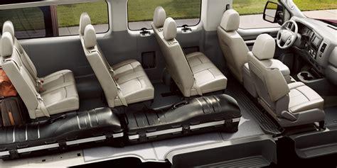 nissan nv2500 interior 2018 nv passenger nv 3500 nissan usa