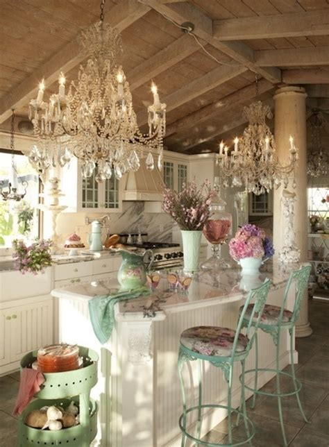 Kitchen Chandelier Ideas Shabby Chic Decormy Chic Adventure My Chic Adventure