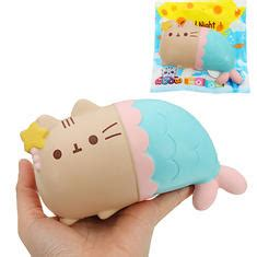 Squishy Jumbo Meow By Woow squishy toys wholesale squishy soft toys at