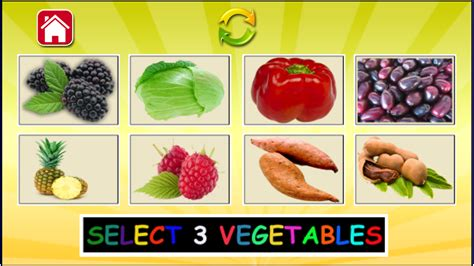 adventures in veggieland help your learn to vegetables with 100 easy activities and recipes books fruits and vegetables learning android apps on play