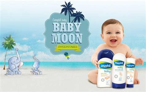 New Baby Sweepstakes - cetaphil 174 baby babymoon sweepstakes