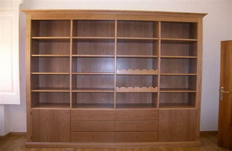 libreria in ciliegio l uomo e il legno libreria in ciliegio