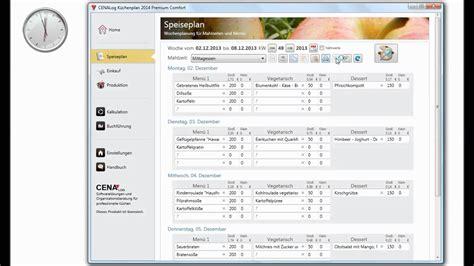 Word Vorlage Zum Ausfüllen Erstellen 04 Speiseplan Drucken Oder Nach Word Und Excel Exportieren