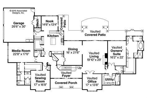 monticello second floor plan traditional house plans monticello 30 734 associated