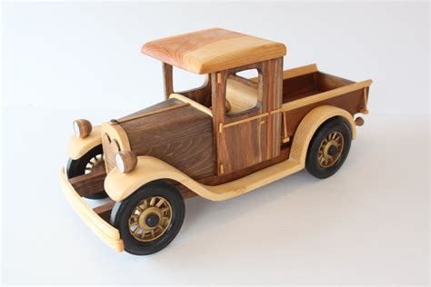 wooden pickup truck wooden toy pickup truck www imgkid com the image kid