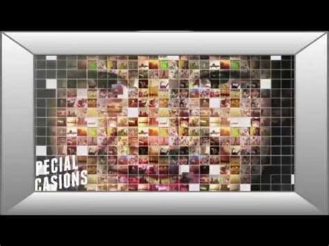 Free Mosaic Photo Reveal After Effect Templates Youtube Free Photo Mosaic After Effects Templates