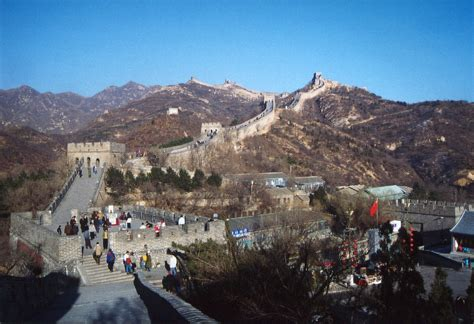 beijing and the great wall of china modern wonders of the world around the world with jet lag jerry volume 1 books 187 badaling great wall and longqing gorgeuniquebeijingtours