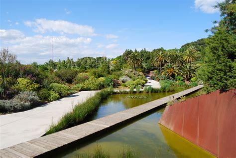 Botanic Garden Barcelona Connect Barcelona Botanical Garden