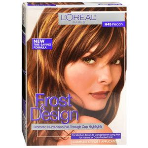 hair color kits with highlights loreal design dramatic hi precision hair color