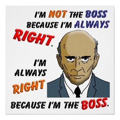 office gossip auf deutsch why boss is always right