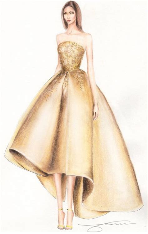 fashion design dress sketches best 25 drawing fashion ideas on pinterest fashion