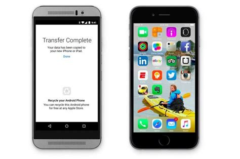 switching from ios to android apple s new move to ios app helps android users switch to iphone cult of mac
