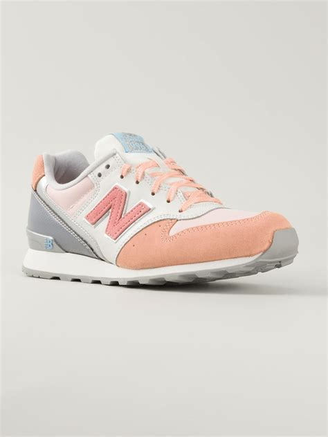 balance  sneakers  pink lyst