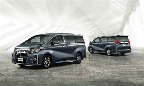 Toyota Alphard 2016 2016 Toyota Alphard 2017 2018 World Car Info