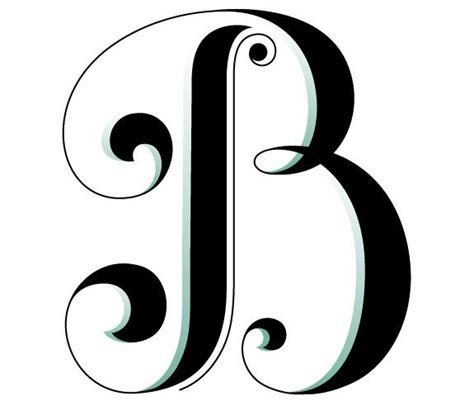 letter b typography 25 best ideas about drop cap on typography lettering and
