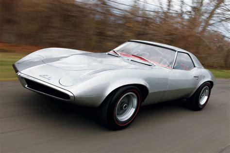 pontiac sports car the pontiac banshee killed by america s sports car