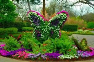 Flowers For Butterfly Garden Butterfly Flower Garden Pixdaus