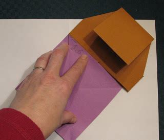 corner pop up card templates cards and papercrafting gingerbread house pop up