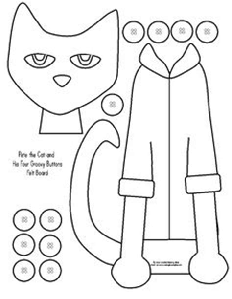 Pete The Cat Craft Bing Images Pete The Cat Shirt Template
