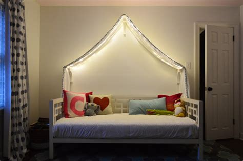 love christmas lights future bedroom daybed adding fairy lights to a canopy bed photoshop fun