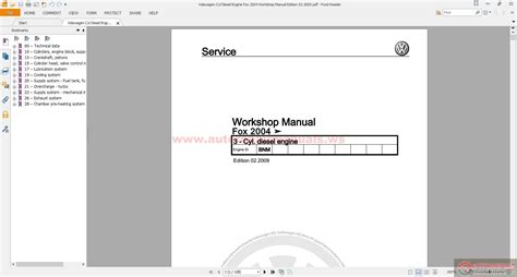 service repair manual free download 1990 volkswagen fox head up display file download free vw type 3 service autos post