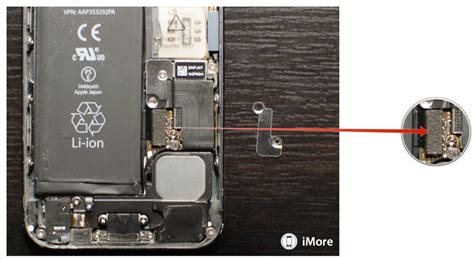 Conector Batre Iphone 5 5s 5c how to fix a broken headphone in an iphone 5 imore