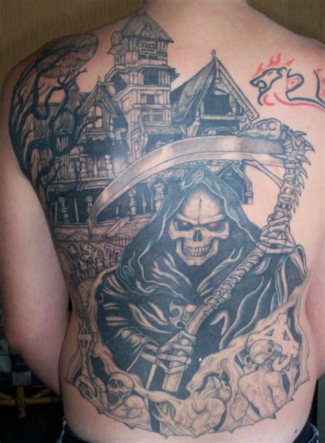 free grim reaper tattoo designs grim reaper tattoos