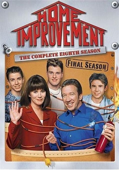 home tv shows television shows series home improvement season 8 was