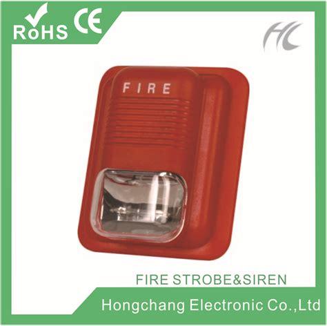 Alarm Hc sale 2016 hc f8 wireless indoor siren with strobe