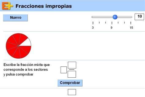 ccnn 2010 2 186 eso 2 186 eso recomendaciones b 193 sicas para matem 225 ticas 3 186 e s o fracciones impropias