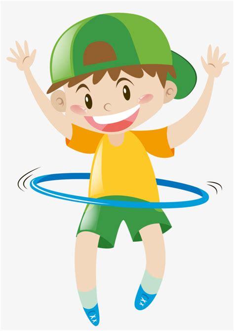 imagenes de niños jugando hula hula pintado a mano de hula hoop boy wearing a hat personajes
